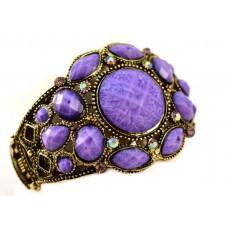 Браслет «Фиолетовая бесконечность»