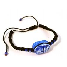 Браслет «Синий камень»
