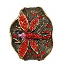 Браслет «Красная стрекоза»