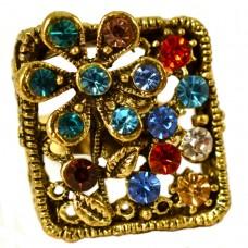 Перстень «Холодный цветок»