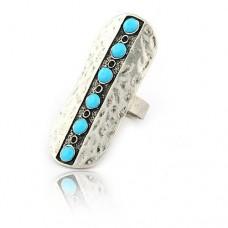 Безразмерный перстень «Бирюза»